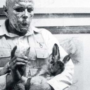 Showdown: Rabbits vs. Hares, (aka, Happy Anniversary Mr.Beuys)